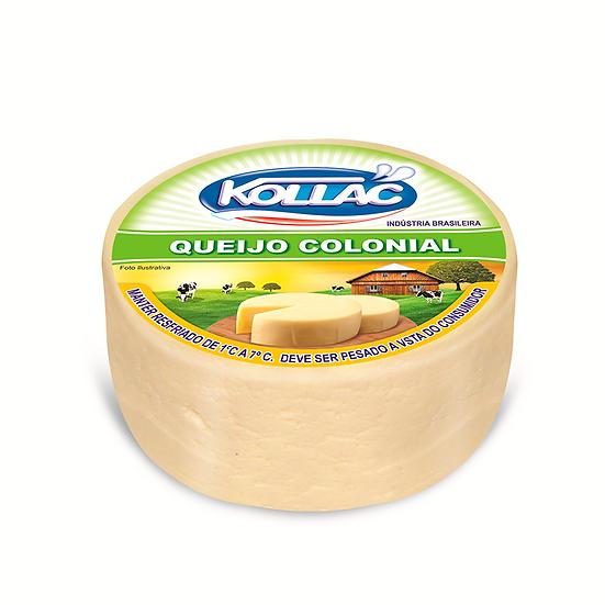 Queijo Colonial - Kollac (500g)
