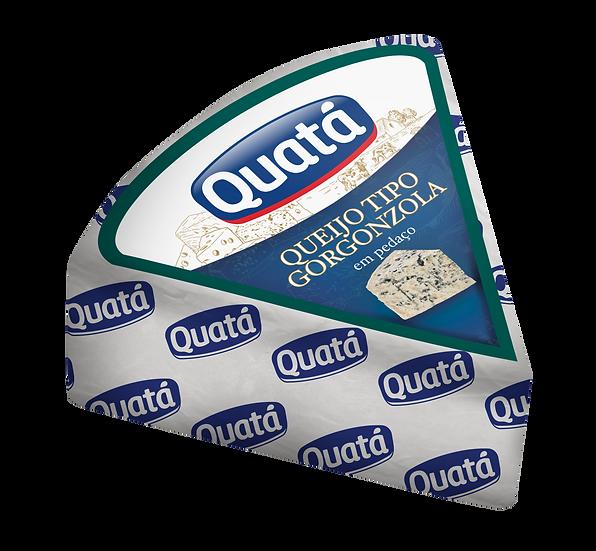 Gorgonzola pedaço - Quatá (500g)