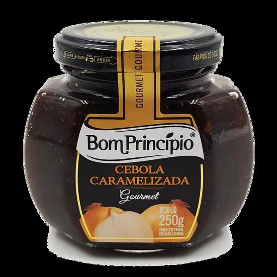 Geleia Gourmet Cebola Caramelizada - Bom Princípio (250g)