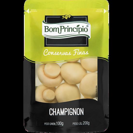 Champignon inteiro - Bom Princípio (100g)
