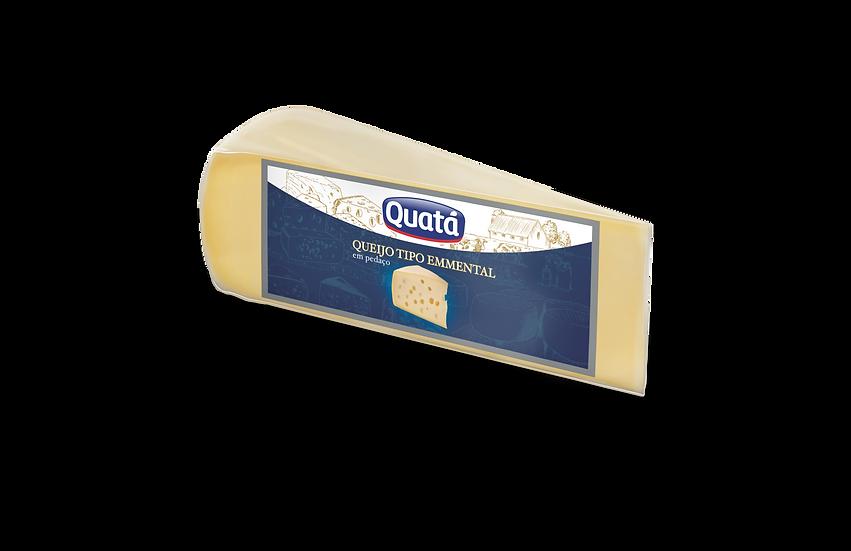 Emmental Fracionado - Quatá (280g)