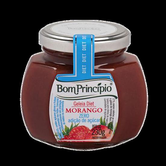 Geleia de Morango Diet - Bom Princípio (230g)
