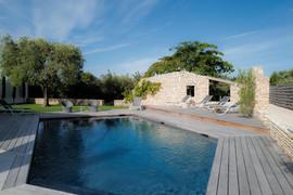 Piscine Villa Origine
