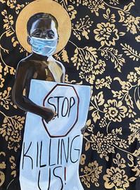 Black Lives Matter - Divine Ambiguity Series