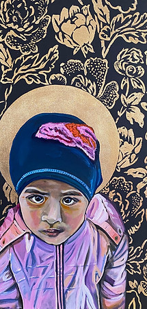 Uighur Child - Divine Ambiguity / Reclaiming The Sacred Series