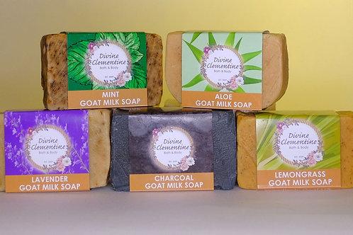 Goat Milk Soap Sampler