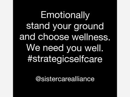 Emotional Self Care