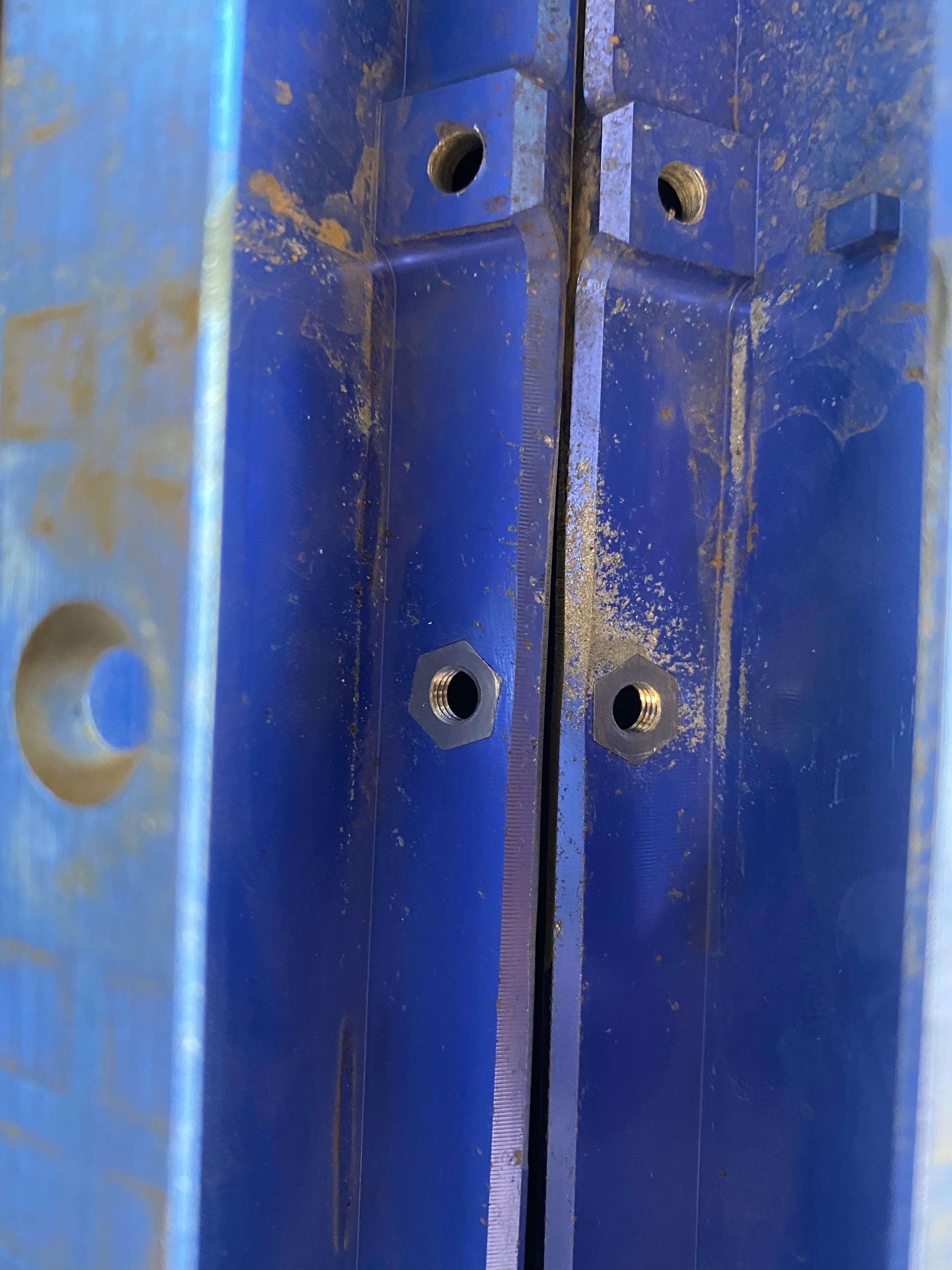 Stripped Screw repair