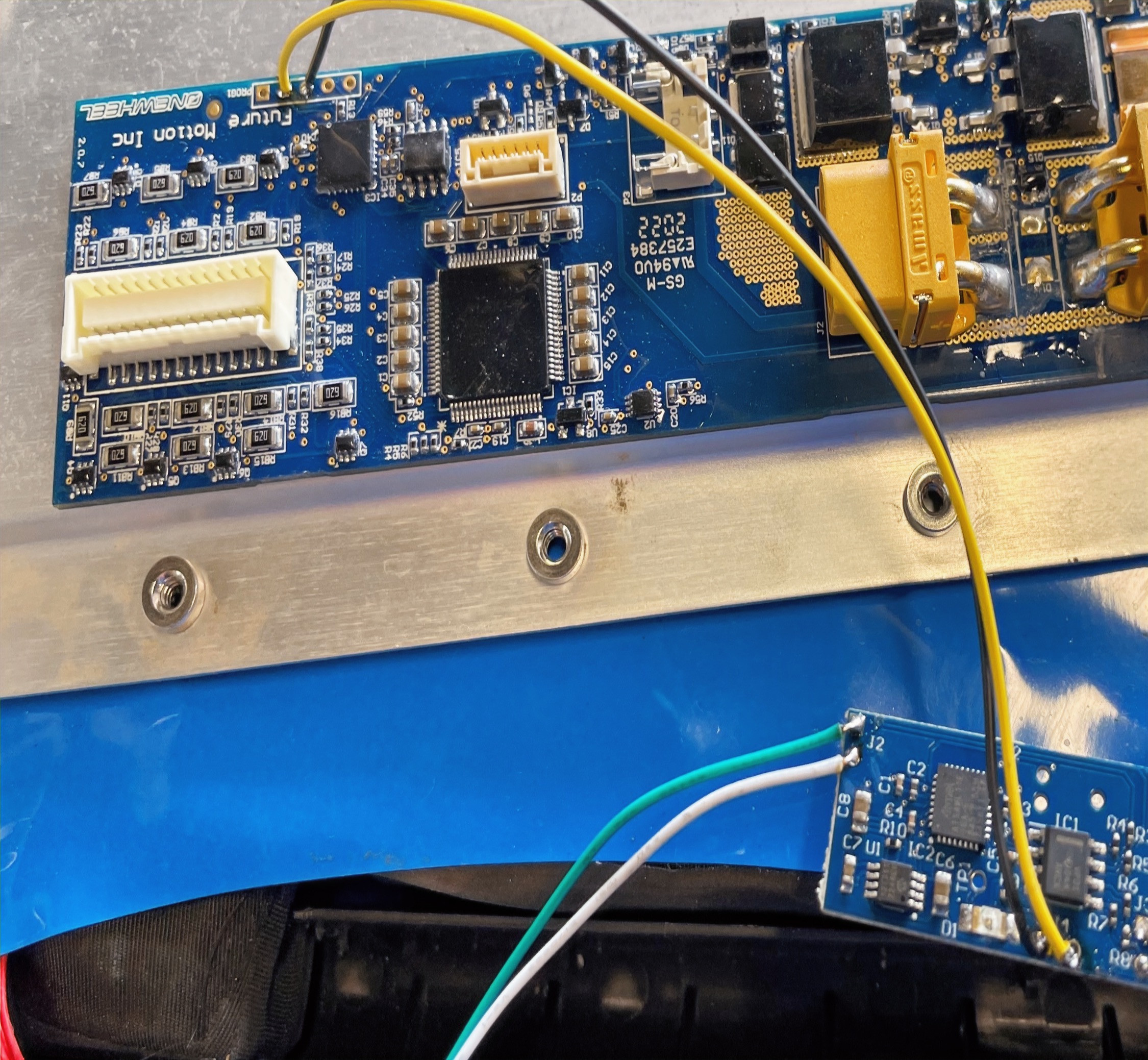 JWFFM Chip Installation and JWXR Battery
