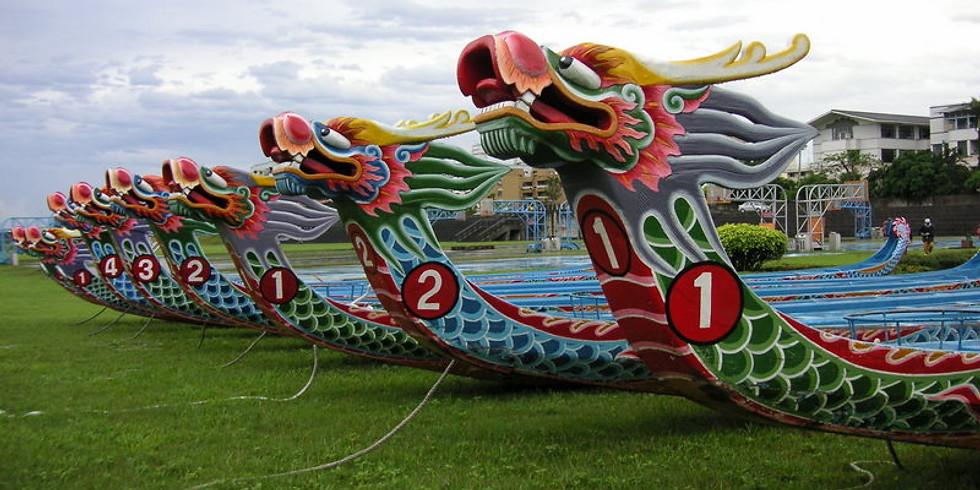 Drachenbootrennen Hafenfest 2020
