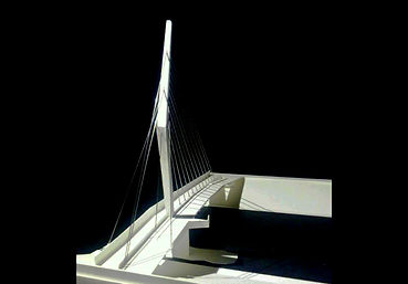 bridge design atwater bridge la kretz crossing buro happold