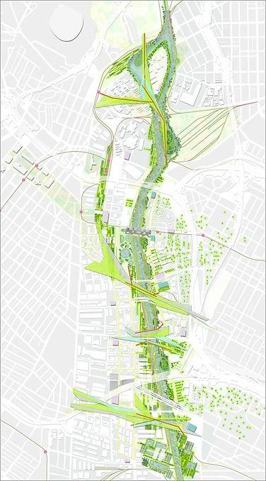 cleantech corridor plan arcs