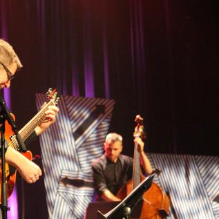 Sylvain Cossette : guitare     Photo : C.S.A.