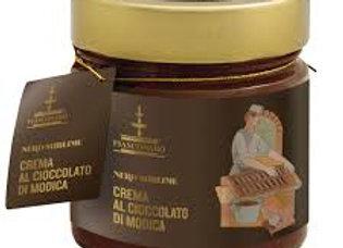 Crema al cioccolato di Modica Fiasconaro