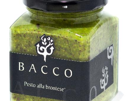 Pesto pistacchio alla Brontese 80% - Bacco