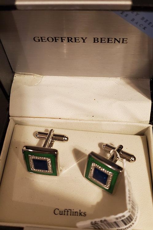 Geoffrey Beane cuff links