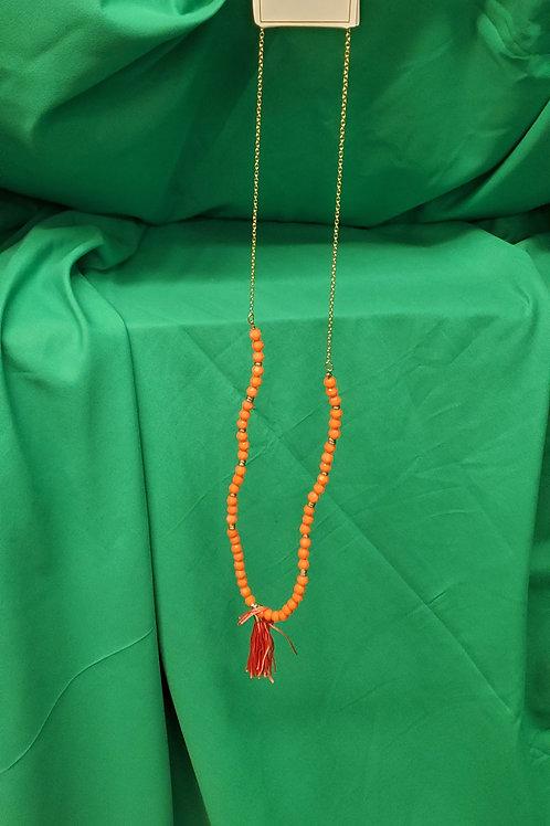 Costume jewelry necklace