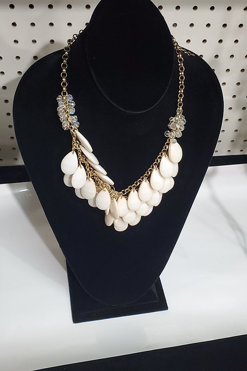 Elegant costume jewelry necklace