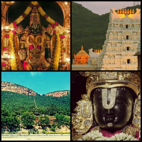 The Holy Month Of Purattasi -    When Lord Vishnu came to Earth as Lord Venkateshwara