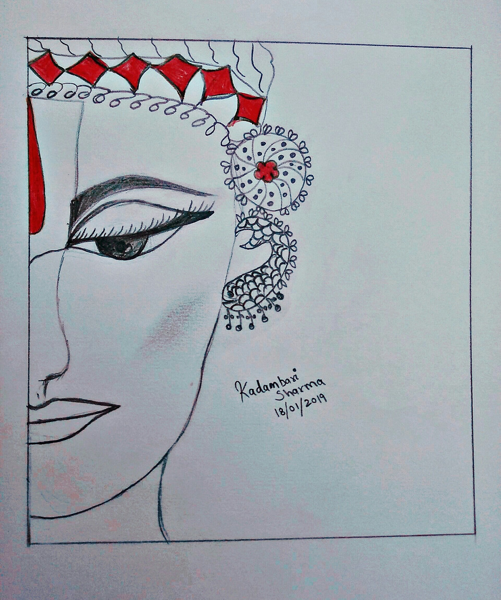 My Vision Of Govinda From The Dream