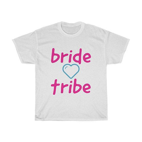 bride tribe Heavy Cotton Tee