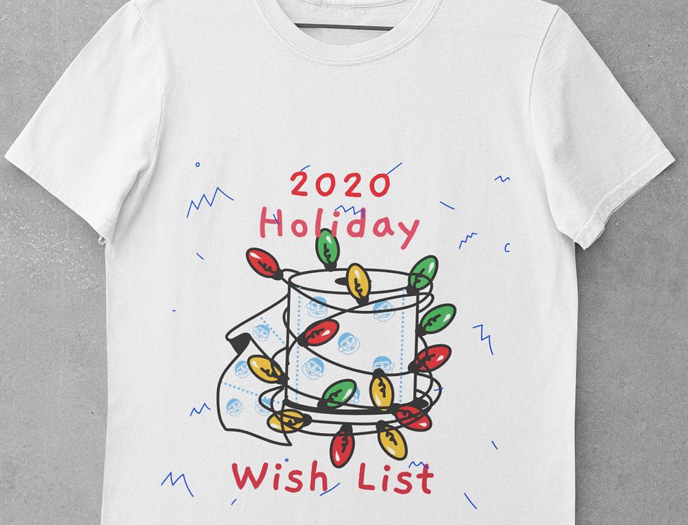 2020 Wish List Tee