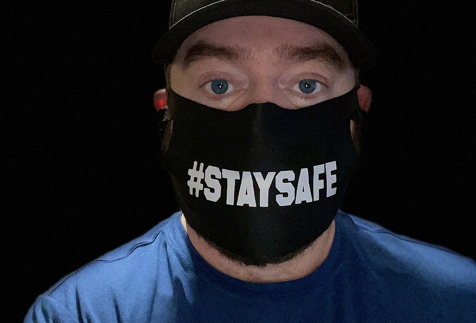 #StaySafe Mask