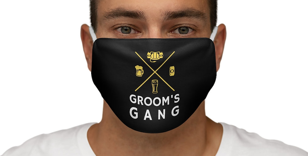 Grooms Gang Mask