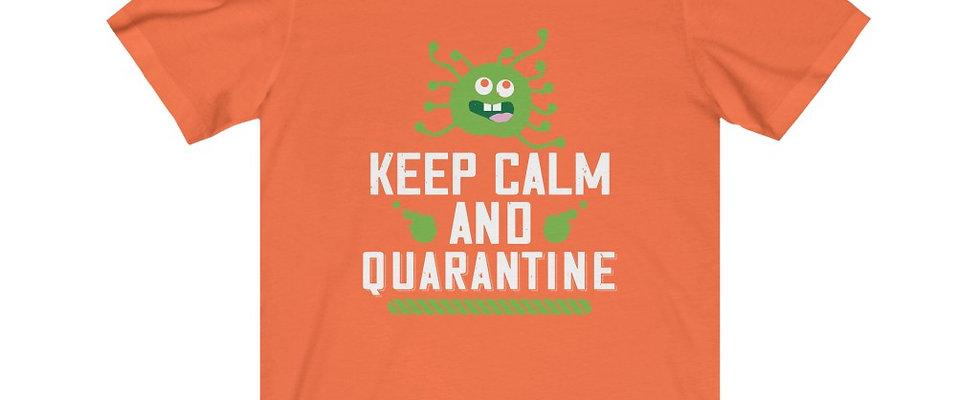 Keep Calm And Quarantine Tee