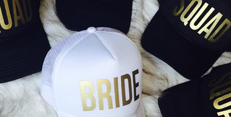 Team Bride Swag