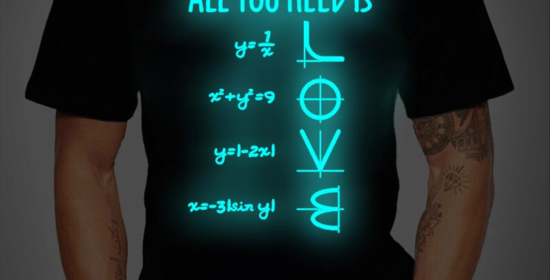 All You Need Is Equation Tee