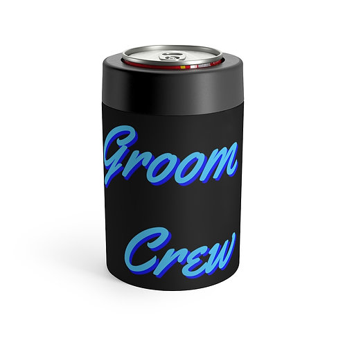 Groom Crew Can Holder