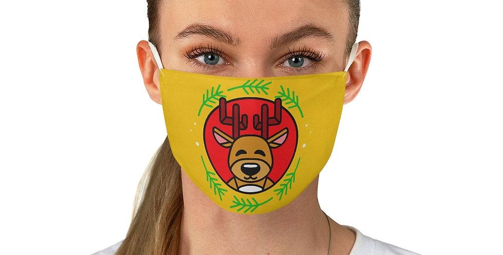 Reindeer Holiday Mask