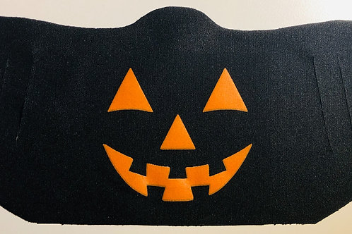 Happy Halloween Jack - Easy Breather Face Mask