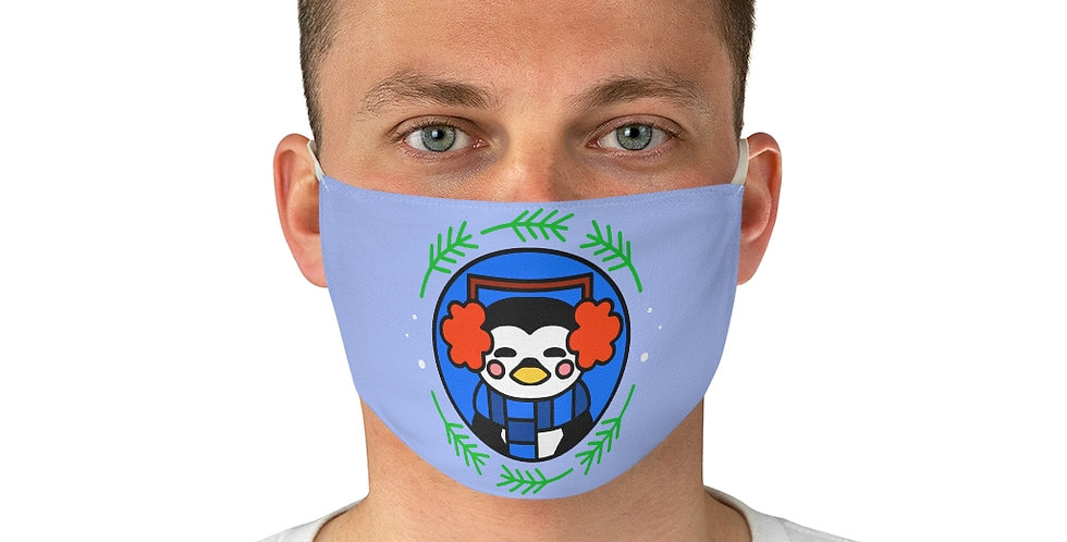 Penguin Holiday Mask