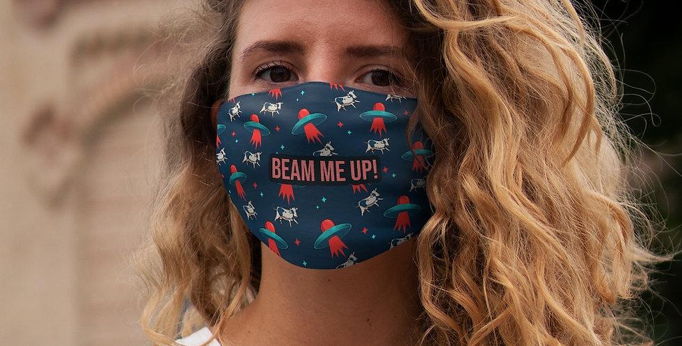 Beam Me Up Mask