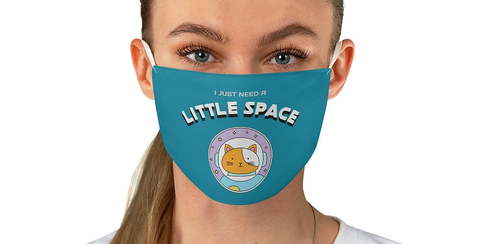 Little Space Cat Mask