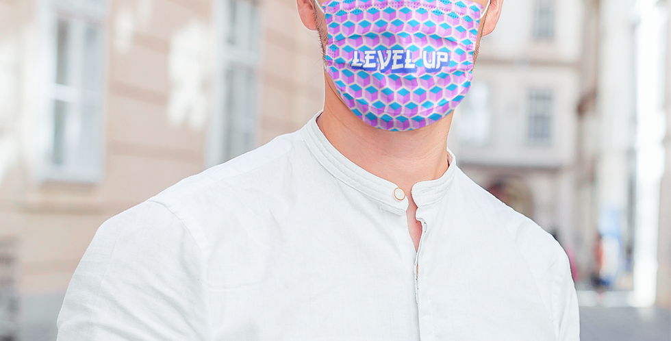 Level Up Your Mask
