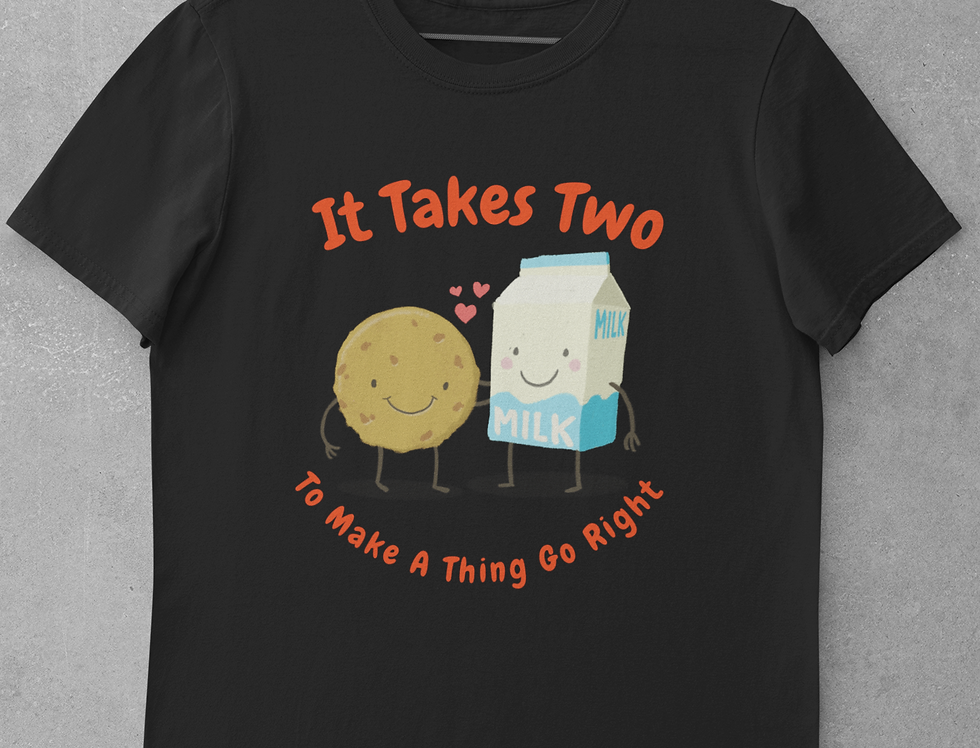 It Takes Two Tee