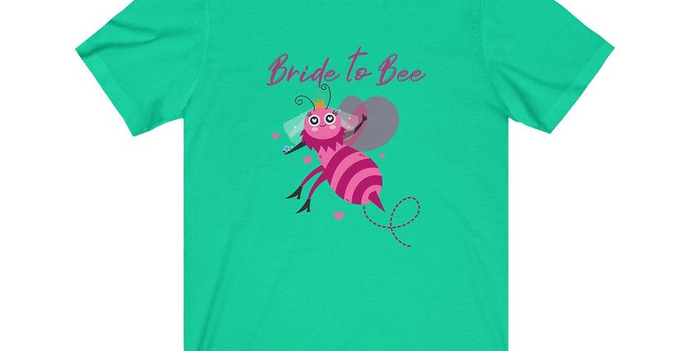 Bride To Bee Tee