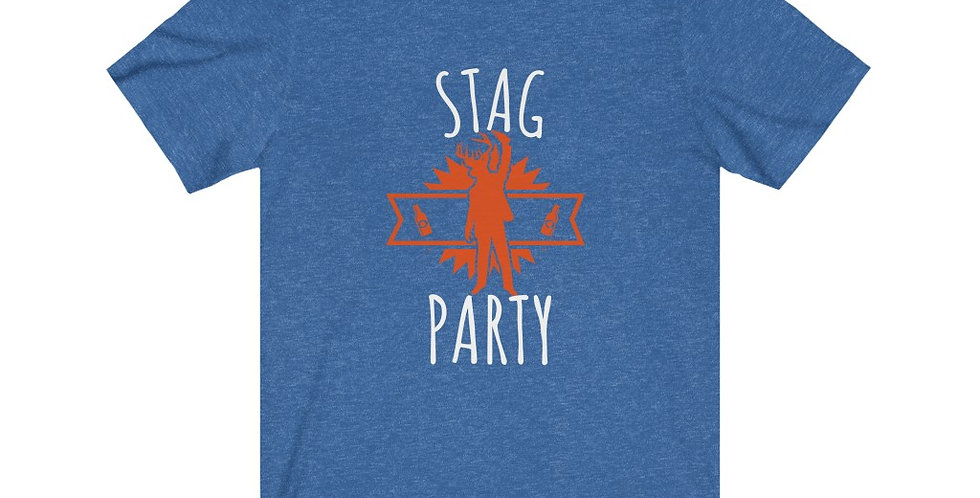 Stag Party Tee