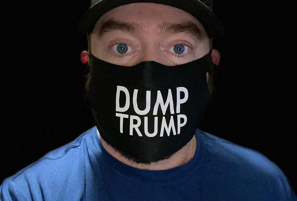Dump Trump Mask
