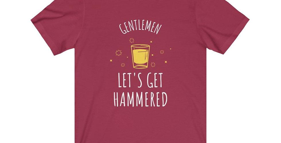 Let's Get Hammered Tee