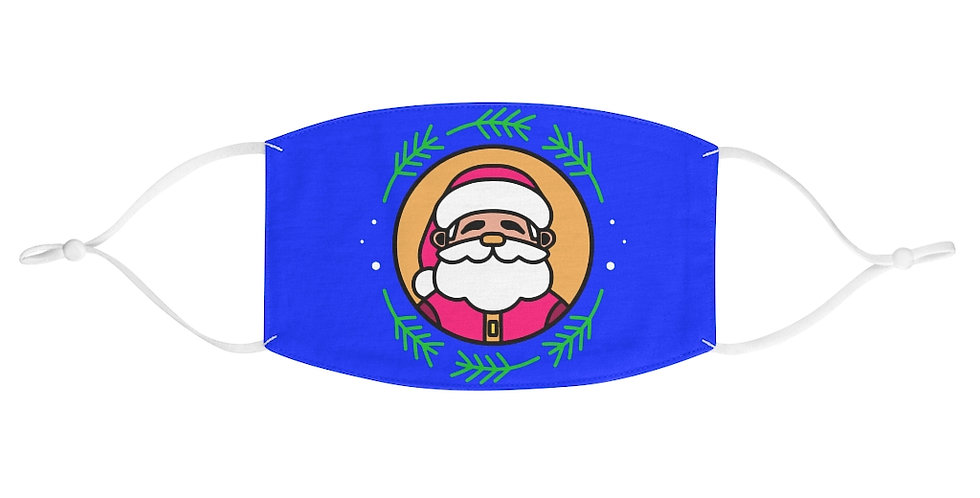 Mr Clause Face Cover