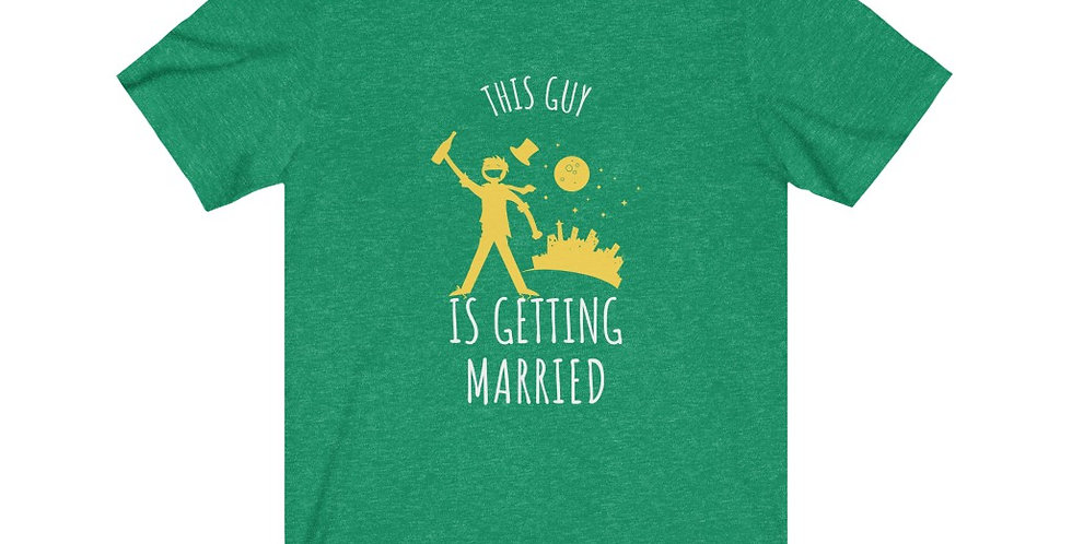 This Guy Is Getting Married Tee
