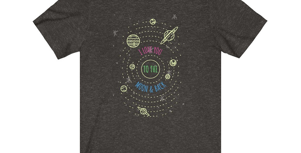 To The Moon And Back Tee