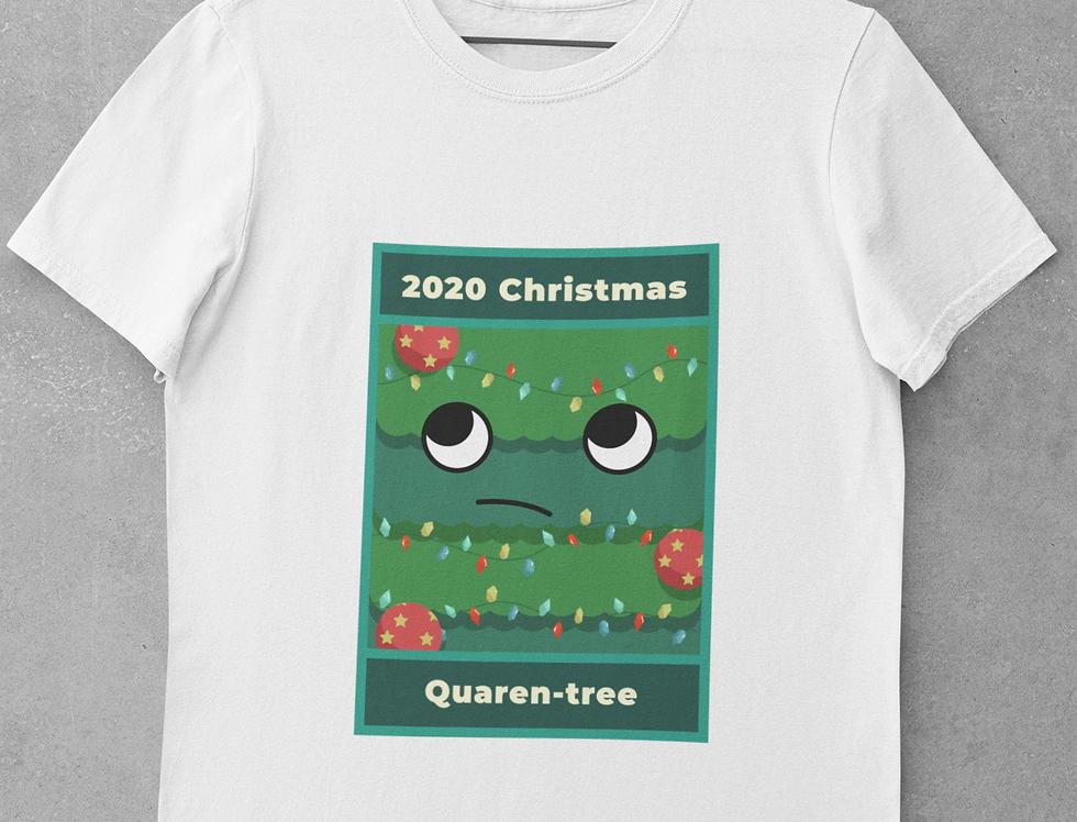 Quaren-tree Tee