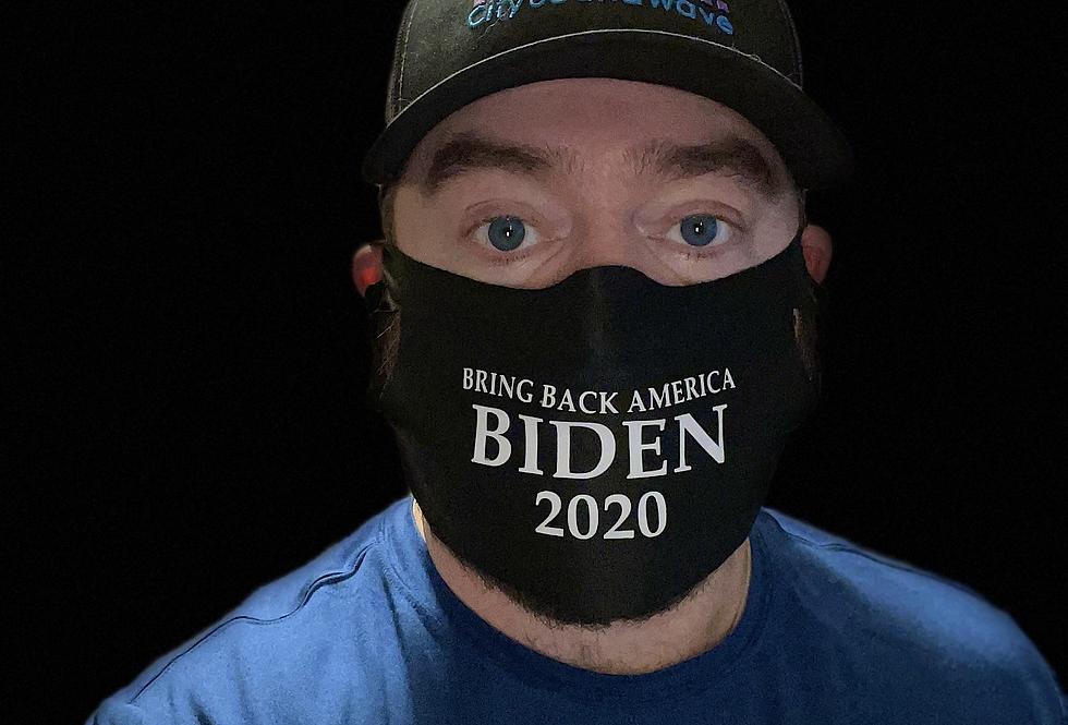 Biden 2020 Face Cover