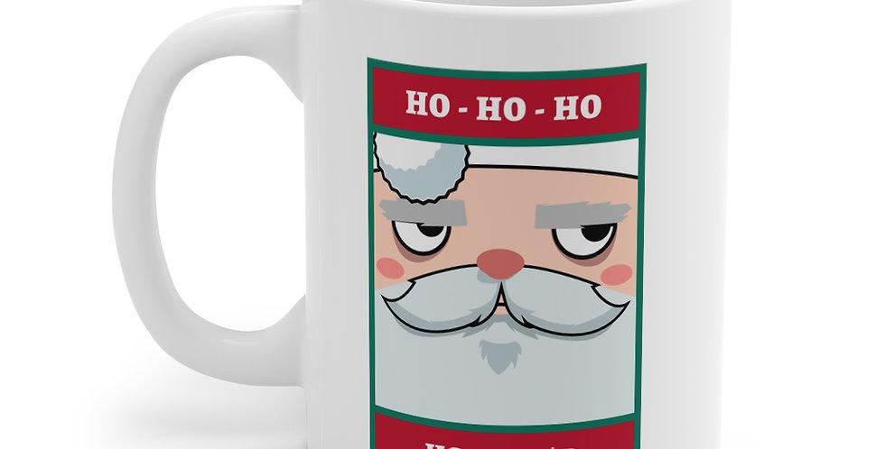 Ho Ho Ho Christmas Mug 11oz