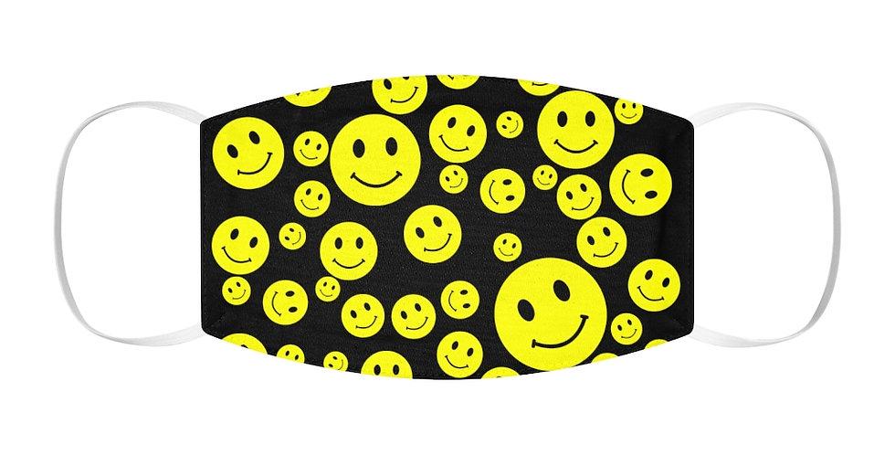 R U Happy? Face Cover